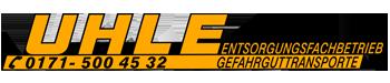 Uhle GbR Logo